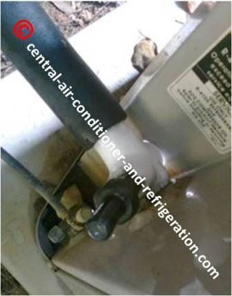 HVAC condenser ic