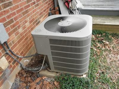 Goodman ac units from sears for Motor for ac unit cost