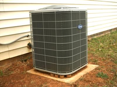 Carrier central air conditioner units