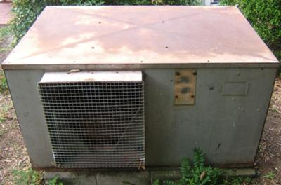 Replace Real Old Package Unit