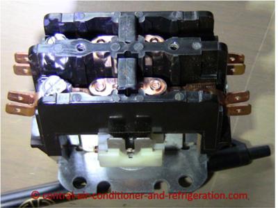 HVAC contactor