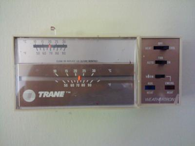 17 Yr Old Trane May Be De Railing
