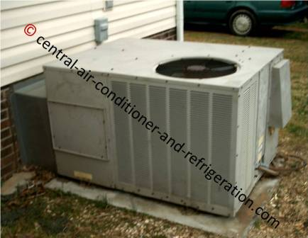 Central Air Conditioning Unit Question