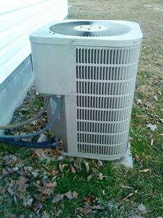 Capactor Blew Up On Goodman Central Air Conditioner