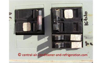 central air conditioner fuse rh central air conditioner and refrigeration com air conditioner compressor fuse box air conditioner fuse box inside